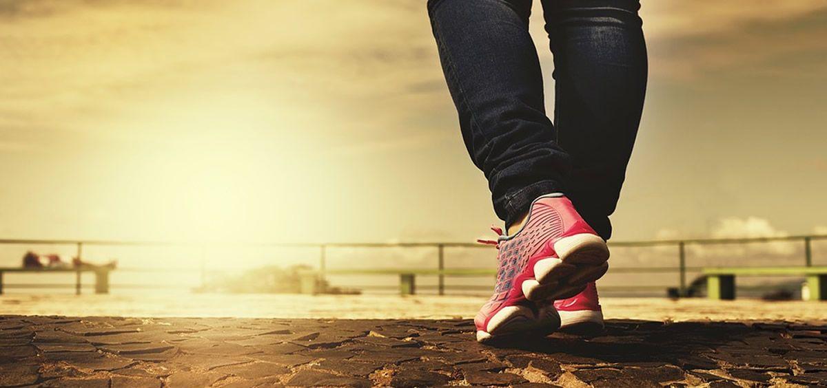 Fernando Ferreras, coordinador de la Unidad Biomecánia del Pie y de la Marcha , explica la importancia de realizar un correcto estudio del comportamiento de los pies