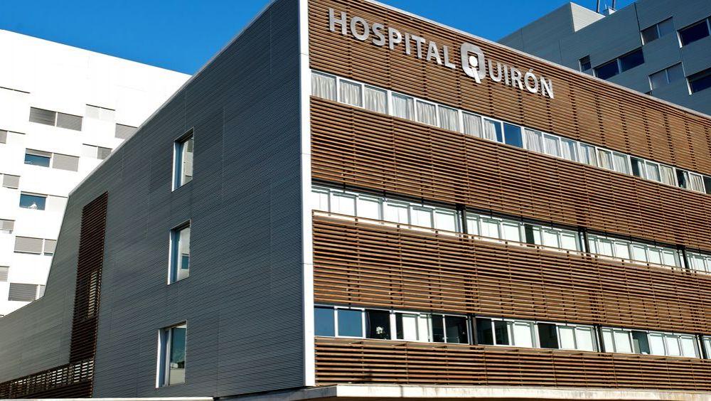 El Hospital Quirónsalud Barcelona/ Foto: Quirónsalud