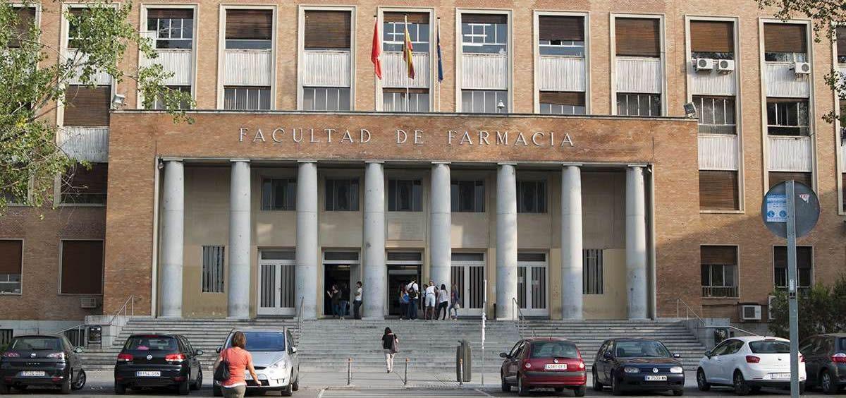 Facultad de Farmacia de la Universidad Complutense de Madrid