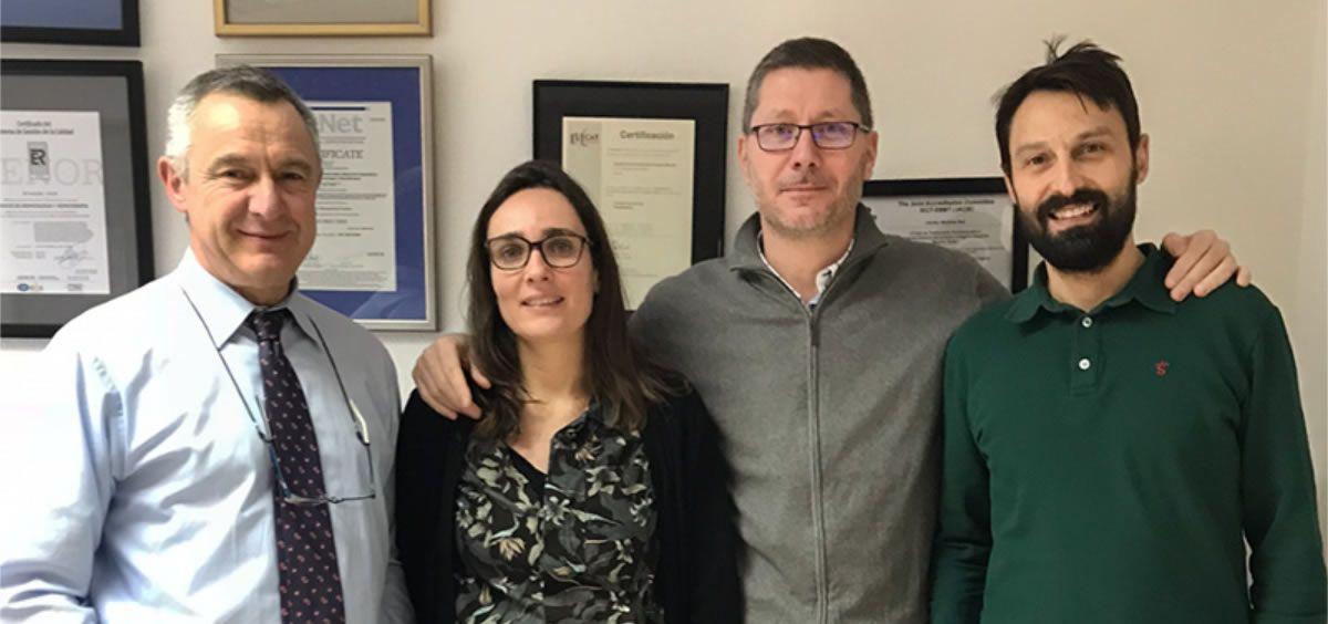 El trabajo liderado por el doctor Ismael Buño ha desarrollado un modelo predictivo para anticipar las complicaciones de un trasplante hematopoyético alogénico