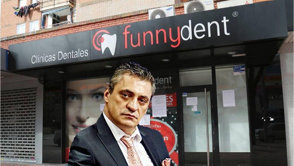 Cristóbal López Vivar, anterior administrador único de la cadena de clínicas dentales Funnydent.