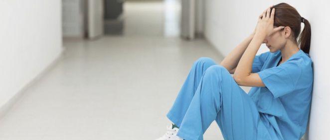 Del total de 1.115 agresiones entre profesionales de la sanidad pública, 822 fueron sufridas por mujeres