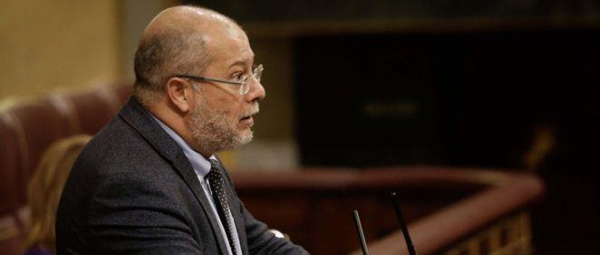 Francisco Igea, portavoz de Sanidad de Ciudadanos en el Congreso.