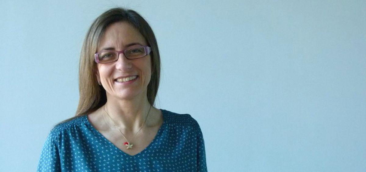 Olga Abián, investigadora del Instituto Aragonés de Ciencias de la Salud (IACS).