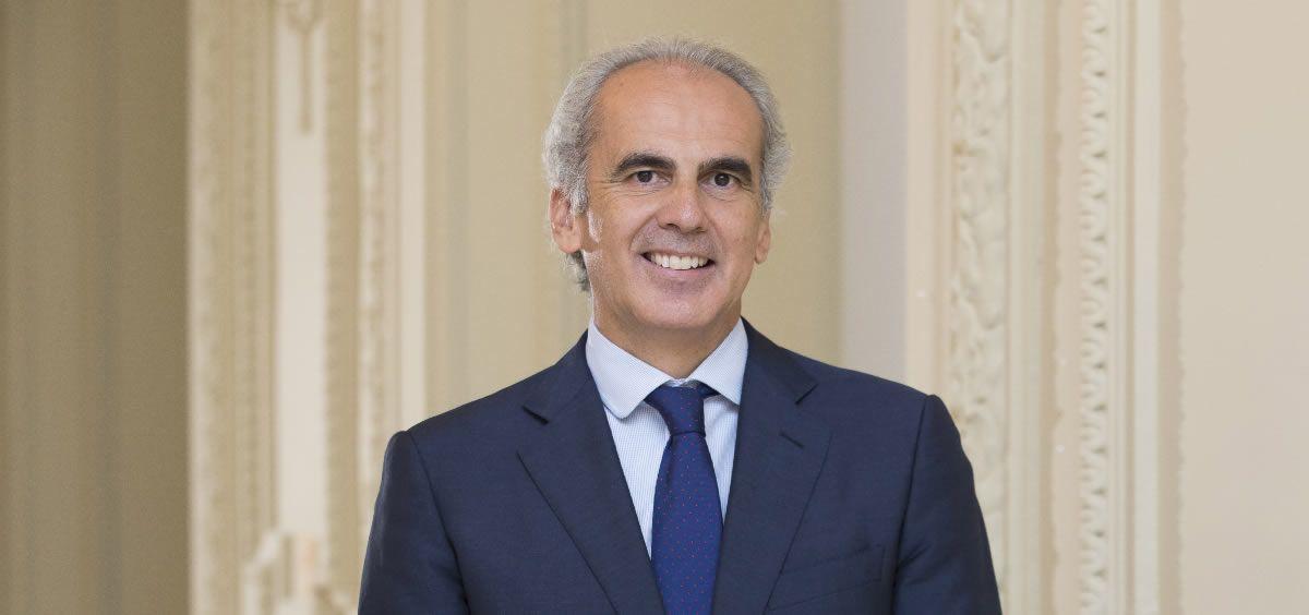 El consejero de Sanidad de la región, Enrique Ruiz Escudero, ha participado en el Pleno de la Asamblea de Madrid, donde ha destacado la apuesta por una atención integral y de calidad a estos pacientes