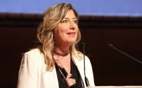 Patricia Gómez, consejera de Salud de las Islas Baleares, durante la IV Jornada de Salud