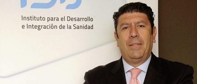 El doctor Manuel Vilches, director general del Instituto para el Desarrollo e Integración de la Sanidad (Fundación IDIS)