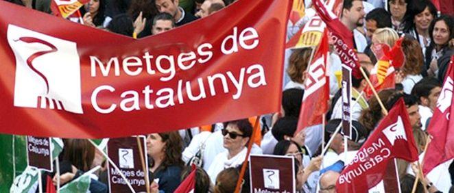 El sindicato médico mayoritario en Cataluña no acudirá a la manifestación convocada por la CESM en Madrid, el 21 de marzo.