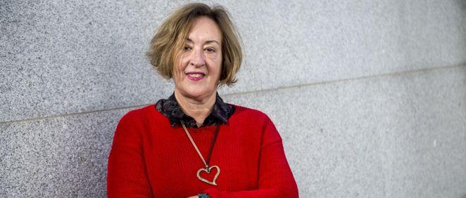 Ana Castaño, consejera estatal del área de Salud y Sanidad de Podemos
