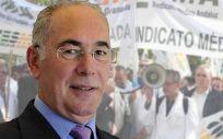 Francisco Miralles, secretario general de CESM