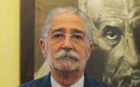 Kepa Urigoitia, presidente del Ilustre Colegio Oficial de Médicos de Álava (Icoma)