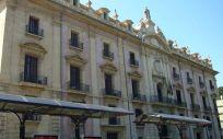 Sede del Tribunal Superior de Justicia de la Comunidad Valenciana (Foto. TSJV)
