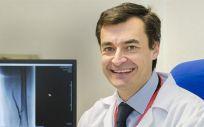 El doctor Andrés Muñoz, oncólogo y coinvestigador principal del estudio