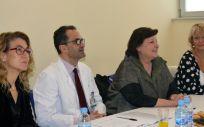 El Consejo Asesor de Pacientes del Hospital Universitario de Torrejón reúne cada tres meses a las asociaciones y fundaciones de pacientes con las que mantiene convenio