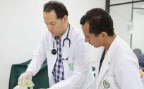 La variación interanual de extranjeros sanitarios afialiados es positiva, de un 12,63% superior al mismo mes que el año anterior.