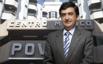 José Bernardo Silveira, consejero delegado del Hospital Povisa