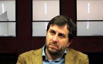 Toni Comín, exconsejero de Salud de Cataluña