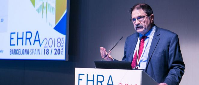 El doctor Ángel Moya, cardiólogo y especialista en electrofisiología de Hospital Universitario Dexeus