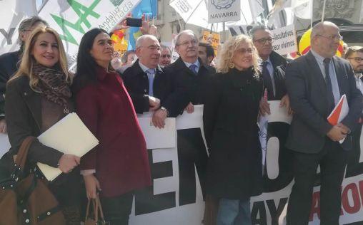 Los políticos se unen a la manifestación de los médicos el 21-M