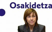 La directora general de Osakidetza, María Jesús Múgica