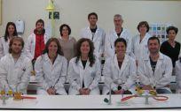 Grupo de Genética de Micobacterias de la Universidad de Zaragoza perteneciente al Ciberes