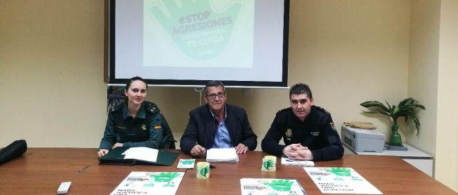 El Sindicato de Enfermería en Huelva se ha reunido con los interlocutores policiales en materia de agresiones al personal sanitario