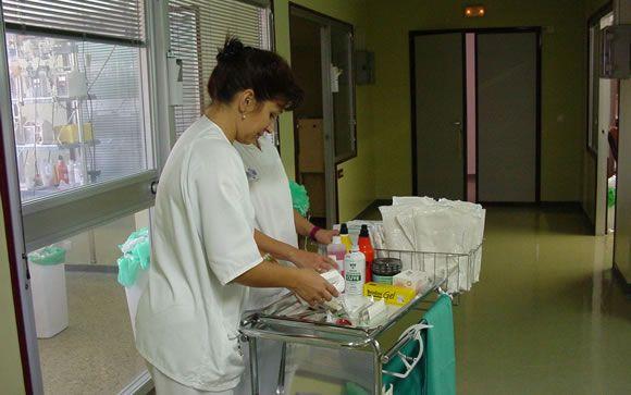 Enfermería, la profesión sanitaria más demandada por las empresas este 2016