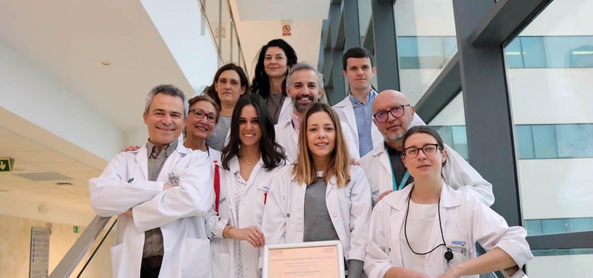 La Sección de Oncología Ginecológica del Hospital Universitario y Politécnico La Fe realiza más de 100 cirugías anuales por cáncer de ovario