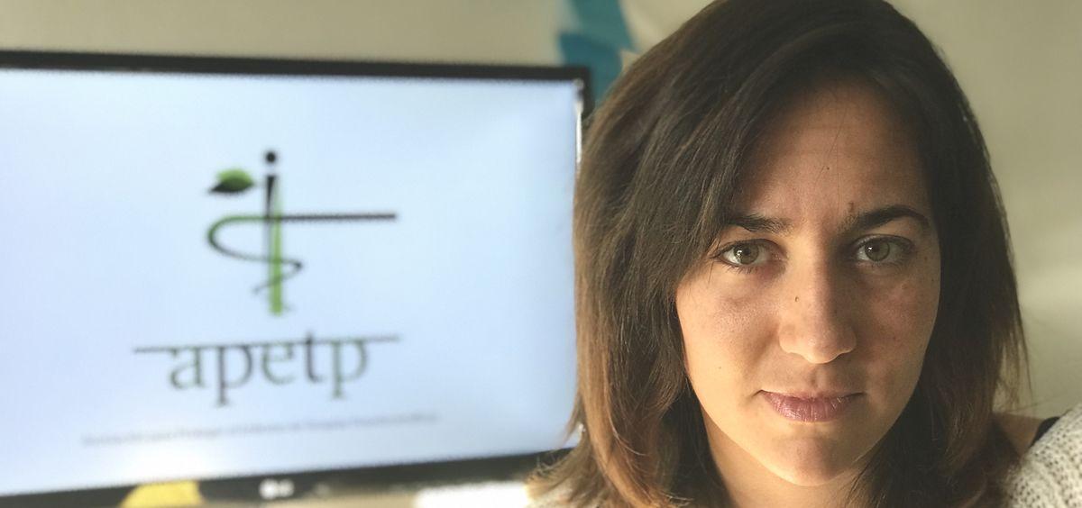 Elena Campos Sánchez es doctora en biomedicina y lucha contra la pseudociencia