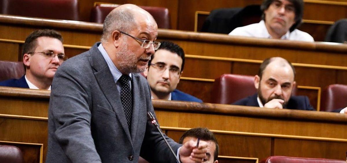 Francisco Igea, portavoz de Sanidad de Ciudadanos, llevó al Congreso una PNL en la que se insta al Gobierno a evaluar la Estrategia de Salud Sexual
