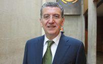 Sebastián Celaya, exconsejero de Sanidad de Aragón. (Foto: Gobierno de Aragón)