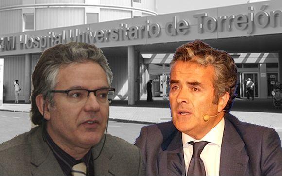 De izda. a drcha.: Daniel Bernabeu, presidente de Amyts; e Iñaki Ereño, CEO de Sanitas