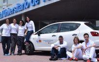 La Unidad de Hospitalización a Domicilio del Hospital de Torrejón administra quimioterapia a domicilio a pacientes vulnerables