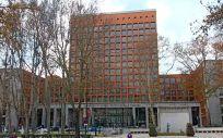 Sede del Ministerio de Sanidad, Servicios Sociales e Igualdad.