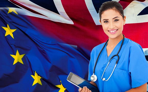 El Brexit frena un 90% la llegada de profesionales de Enfermería europeos a Reino Unido