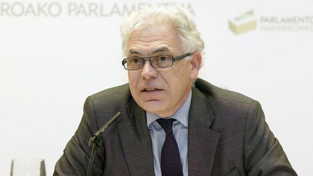 Jesús María Fernández, portavoz de Sanidad del PSOE en el Congreso.