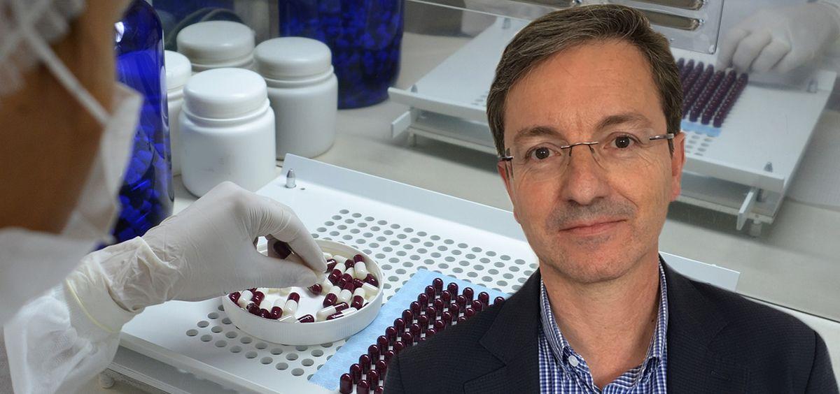 José Miguel Cisneros, presidente de la Sociedad Española de Enfermedades Infecciosas y Microbiología Clínica (Seimc)