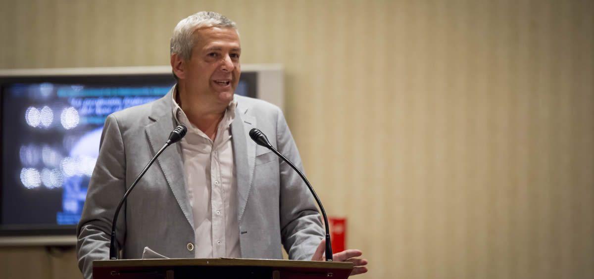 José Sánchez Gámez, secretario general de Satse Andalucía
