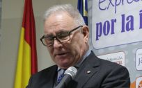 El presidente de la Confederación Salud Mental España, Nel González Zapico.