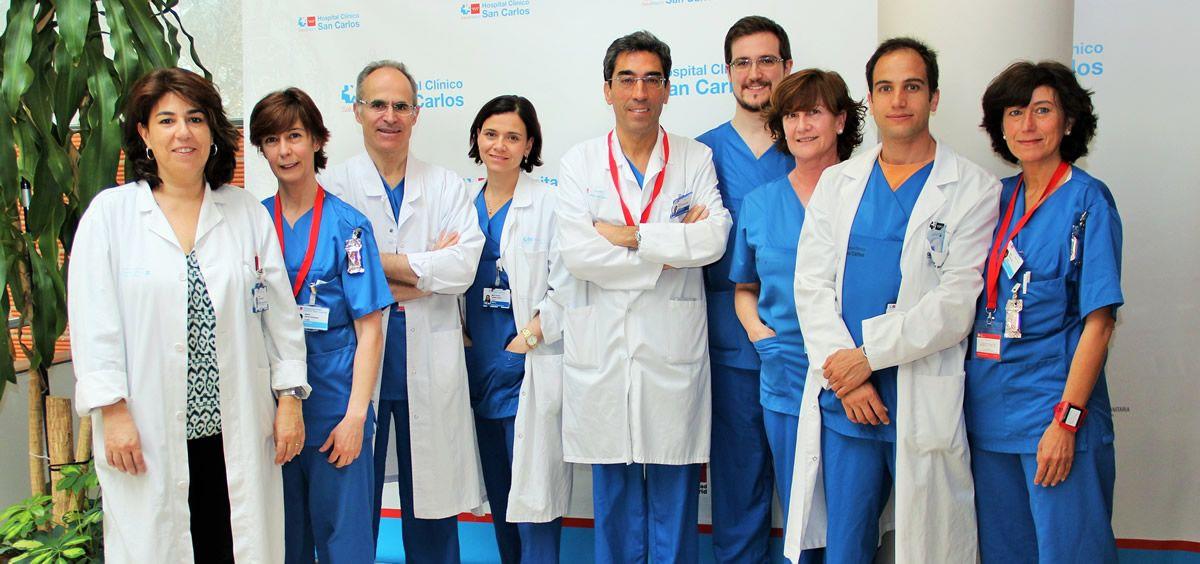 Curso En El Cl Nico San Carlos De Electrocardiograf A Cl Nica