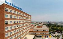El Hospital Sant Joan de Déu (Foto. Wikipedia)