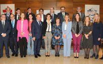 Imagen de los consejeros sanitarios en la última reunión del Consejo Interterritorial.