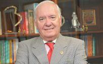 Florentino Pérez Raya, presidente del Consejo General de Enfermería (CGE).