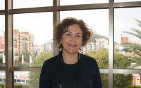 Doctora Moya, presidenta del Colegio de Médicos de Alicante