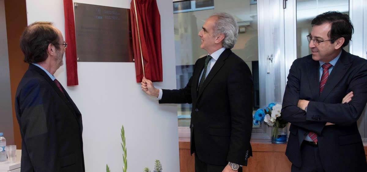 Ruiz Escudero Inaugura La Nueva Sede De La Sehh