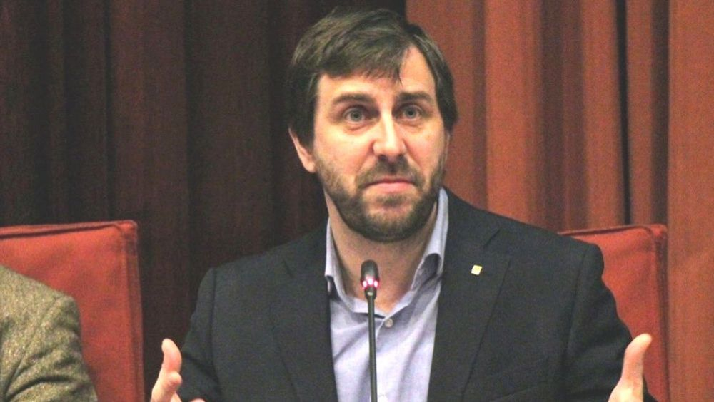 El exconsejero de Salud de Cataluña, Toni Comín, está citado este miércoles 18 de abril para comparecer de nuevo ante la justicia belga.