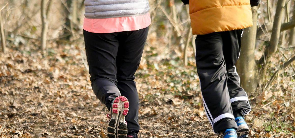 El objeto del estudio ha sido el ejercicio físico en la mejora de la capacidad pulmonar