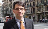 David Elvira, director del CatSalut y representante sanitario de la Generalitat de Cataluña.