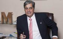 El neumólogo Pedro Cabrera continuará al frente del Colegio de Médicos de Las Palmas