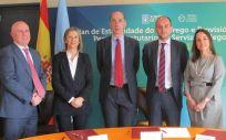 Novartis y el Sergas renuevan su acuerdo de colaboración para promover la investigación
